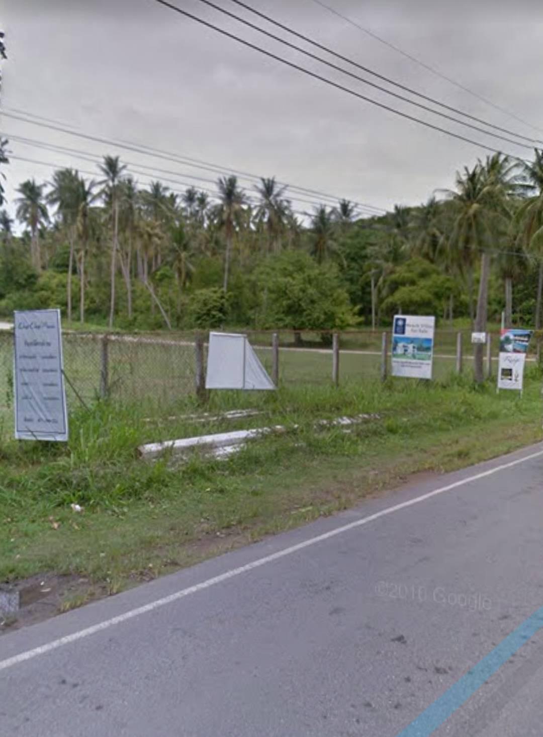 ขายที่ดินติดหาดบางส่วน จำนวน 265 ไร่