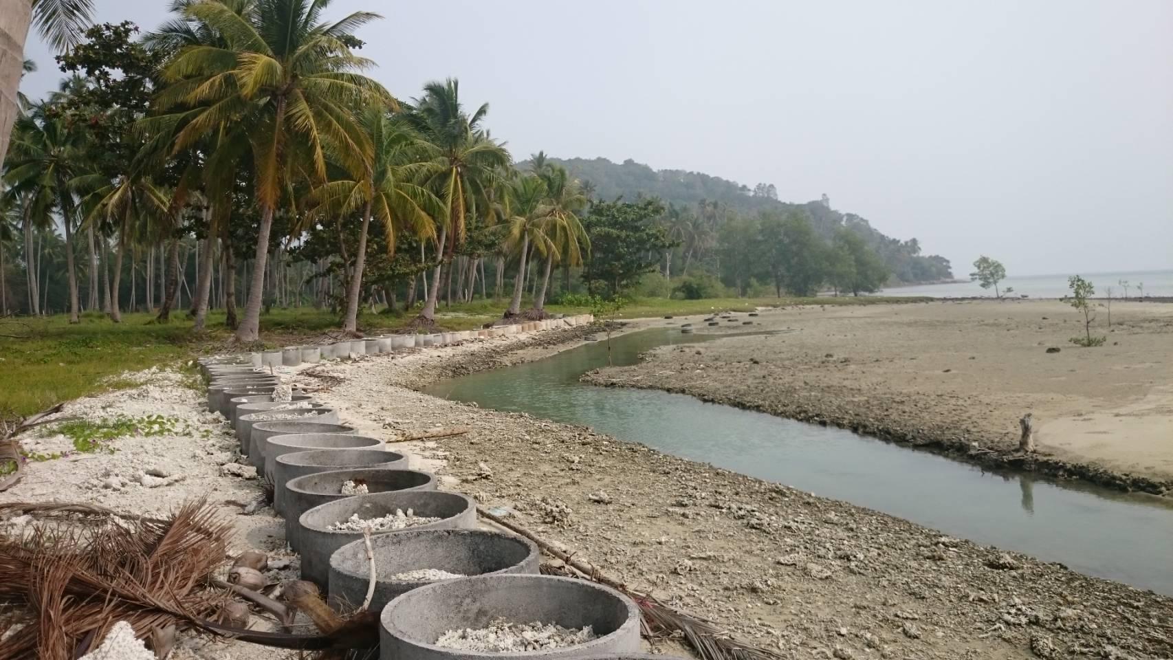 ขายที่ดินติดหาดท้องกรูท เกาะสมุย 3
