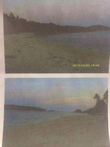 ที่ดินติดชายหาด เกาะสมุย หาดเฉวง จังหวัดสุราษฎร์ธานี 59 ไร่ 147ตรว 1
