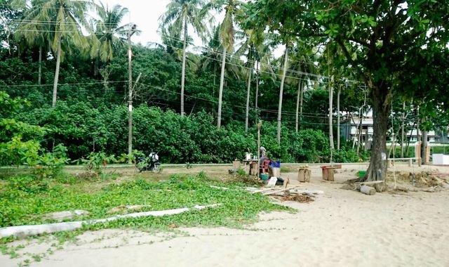 ขาย ที่ดินติดชายหาด สวยมาก เกาะลันตา เพื่อทำรีสอร์ท บ้านพัก 5