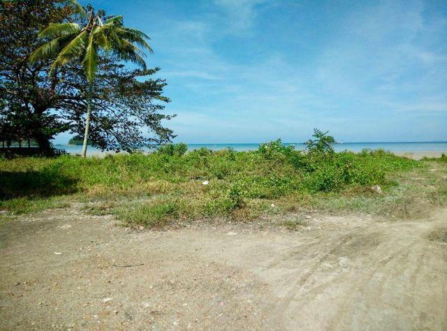ขายที่ดินติดหาดสวยที่สุด 6 ไร่ เกาะลันตา เพื่อทำรีสอร์ท 1