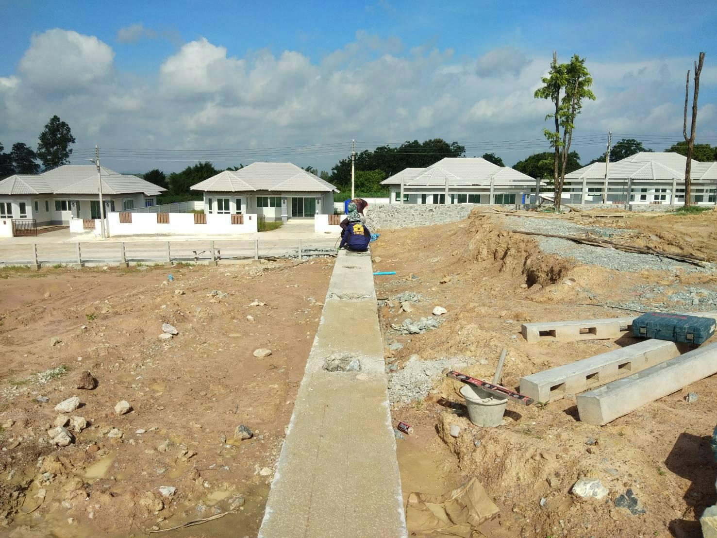 โครงการ ทุ่งทรายทองวิลเลจ ชลบุรี 17