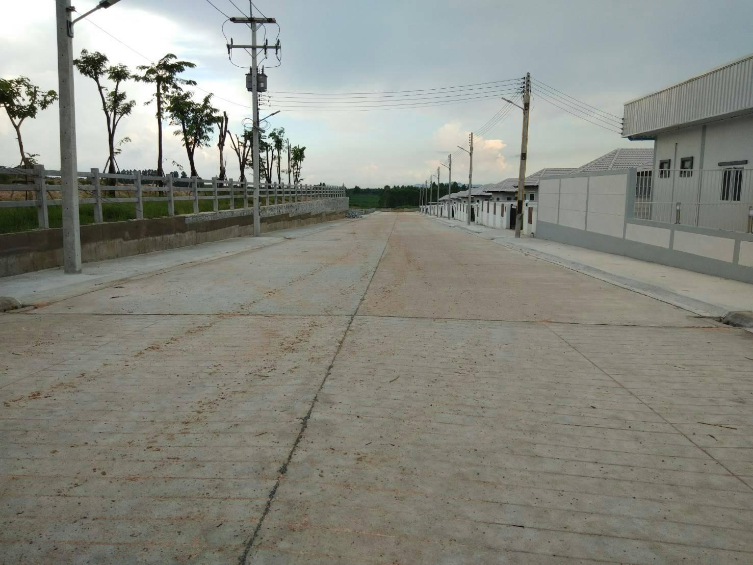 โครงการ ทุ่งทรายทองวิลเลจ ชลบุรี 28