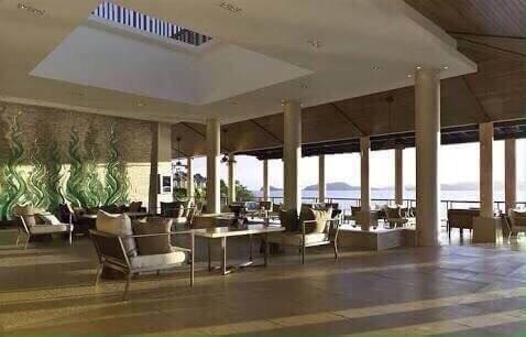 โรงแรมห้าดาว เนื้อที่ประมาณ 34 ไร่ ห้องพัก 257 ห้อง เกาะสิเหร่ 5