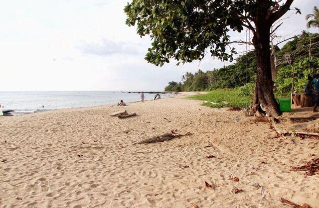 ขาย ที่ดินติดชายหาด สวยมาก เกาะลันตา เพื่อทำรีสอร์ท บ้านพัก 1